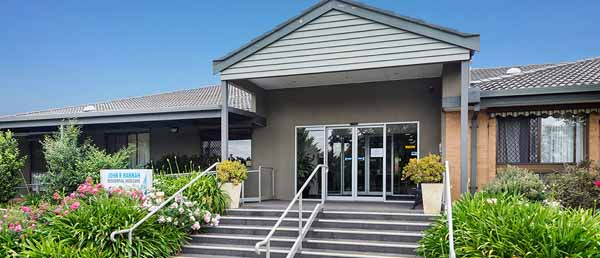 Villa Maria Catholic Homes John R Hannah Aged Care Residence Nursing Home